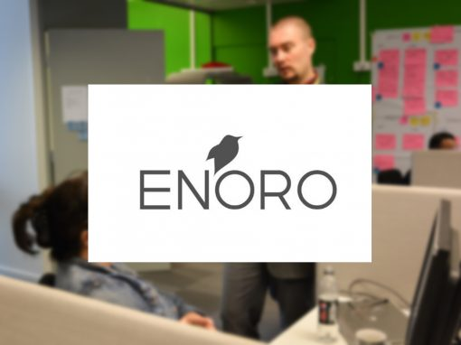 "Customer Experience: Developing the Agility of Enoro""™s Teams"