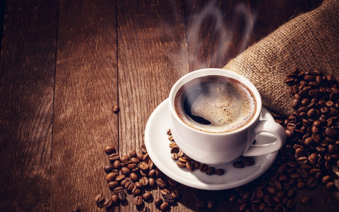 Shared Coffee Break at Work is Like an Oasis in the Desert